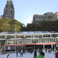 Thanksgiving, ice skating and … Christmas in New York