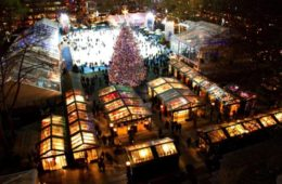 Christmas in New York ( Holiday Markets and Christmas Lights in NYC)