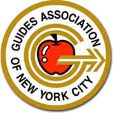 Logo Guides Association of New York City