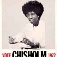 Some Great New York Women- Shirley Chisholm-
