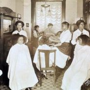 One of Madam Walker's Salons