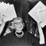 Some Great New York Women – Jane Jacobs –
