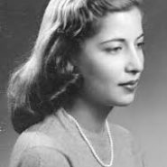 A young Ruth