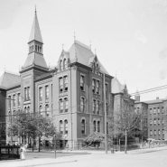 The high  school she attended in Bed Sty,Brooklyn