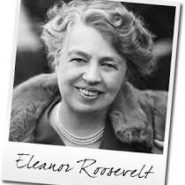 Some Great New York women-Eleanor Roosevelt, the World's First Lady-